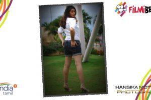 Haniska Motwani's Malayalam debut with Mohanlal